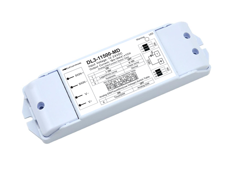 LED Dimmer DL3-11500-MD