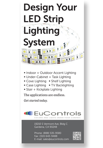 eucontrols led kit catalog flash